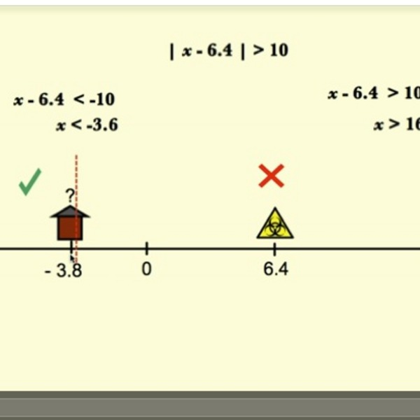 Absolute Value Inequalities in the Real World