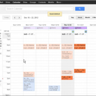 Scheduling Appointments in Google Calendar