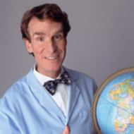 Bill Nye Demonstration:  Dunking Bird