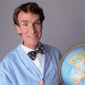 Bill Nye Demonstration:  Static Electricity
