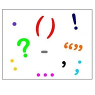 #3 - A bunch of punctuation marks:   Hyphens  vs. Dashes