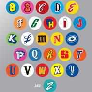 Alphabet- Brand Recognition pt.2