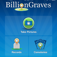 Using BillionGraves