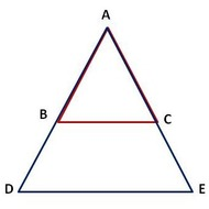 Pre-Algebra Lesson 10-2: Area of Triangles & Trapezoids