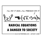 Lesson 5-9 Solving Radical Equations
