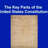 The Key Parts of the U.S. Constitution