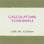 Calculating Diagonals