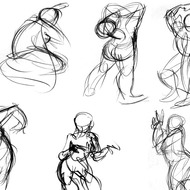 Introduction to Gesture Drawing