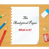 Analytical Papers