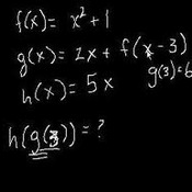 Lesson 5-13 Compositions of Functions with Variables (Fri. Night 4/4)