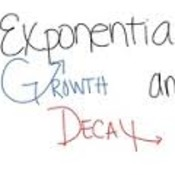 Lesson 5-14 Exponential Growth and Decay (Mon. Night 4/7)