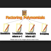 Choose A Factoring Method