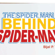 """The Spider Man behind Spider-Man"""