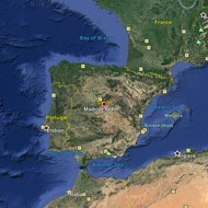 Google Earth Tutorial for Spanish landmarks