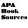 APA Bibliography: Book Sources