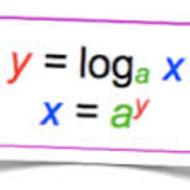 Lesson 6-1 Exponent / Logarithmic Conversions ( Fri. Night 4/11)