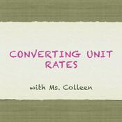 Converting Unit Rates