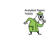 Analytical Paper: Thesis