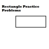 Rectangle Practice Problems