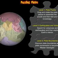 How to use Puzzling Plates App