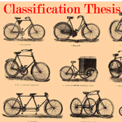 Classification Papers: Thesis