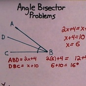 Perpendicular & Angle Bisectors - ppt download