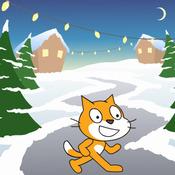 Scratch - Новогодишња честитка