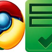Google Chrome and Google Forms