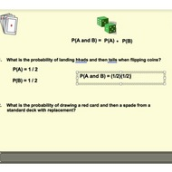 Finding the Probability of Two Independent Events