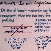 Alternate-Interior Angles Converse