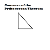 Converse of the Pythagorean Theorem Tutorials, Quizzes ...