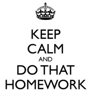 Homework, Websites, and More … Oh my!