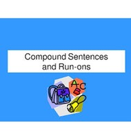 Compound Sentences with Grammarheads and Schoolhouse Rock!