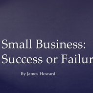 Small Business Success or Failure?