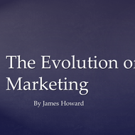 Evolution of Marketing