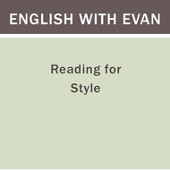 Reading for Style