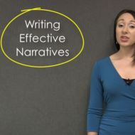 Writing Effective Narratives