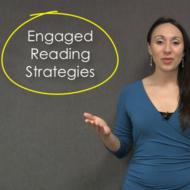 Engaged Reading Strategies
