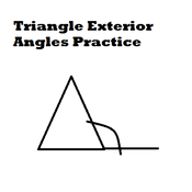 Triangle Exterior Angles Practice Tutorials Quizzes And Help Sophia Learning