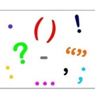 A bunch of punctuation marks:  Study Guide