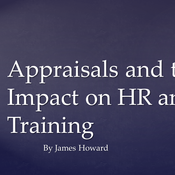 Appraisals and Their Impact in HR and Training