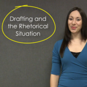 Drafting and the Rhetorical Situation