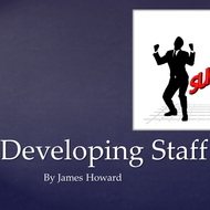 Developing Staff