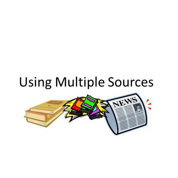 Synthesizing Multiple Sources