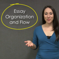Essay Organization and Flow