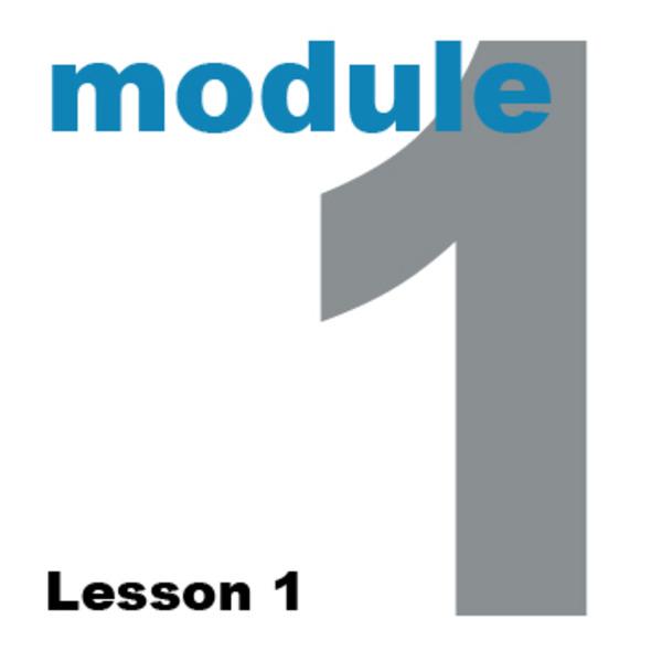 Module 1 Basic Site Evaluation: Lesson 1