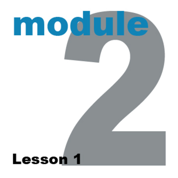 Module 2 Color Theory: Lesson 1