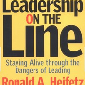 Reflecting about Leadership on the Line