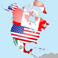 North America: Geography
