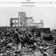 Hiroshima: A Lesson to Accompany a novel by John Hersey